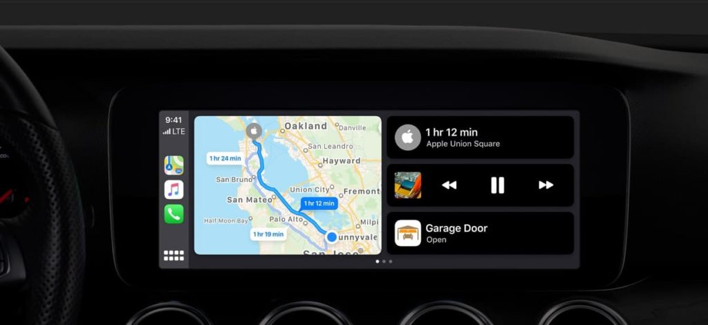 Apple CarPlay 2019 iOS 13