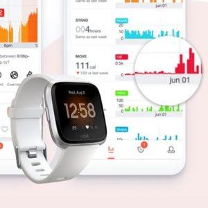 Cardiogram Fitbit