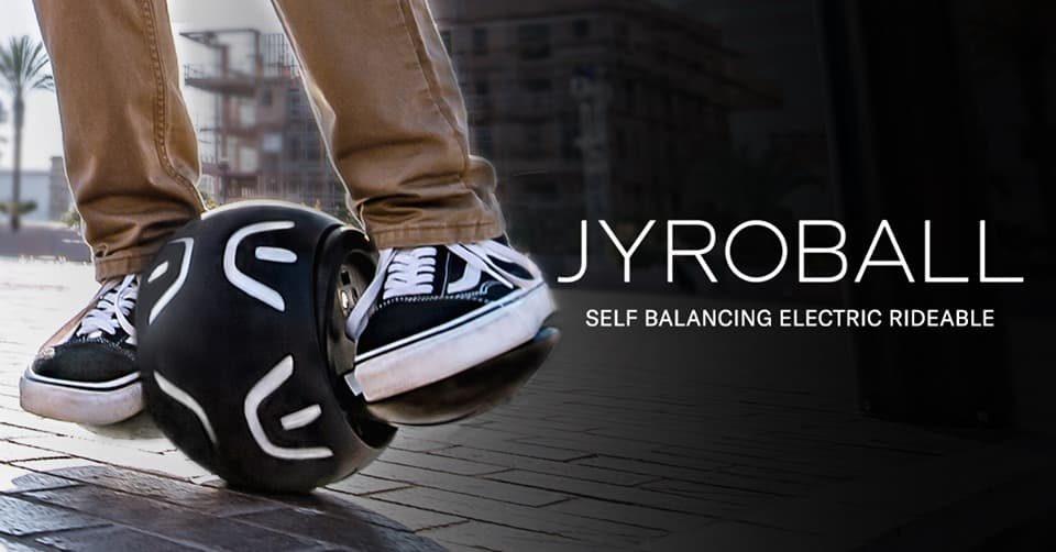 Jyroball