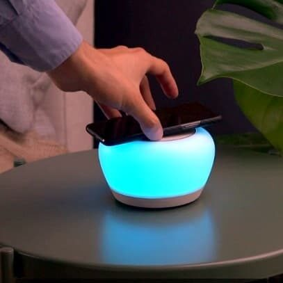 Luna Smart Lamp Alexa