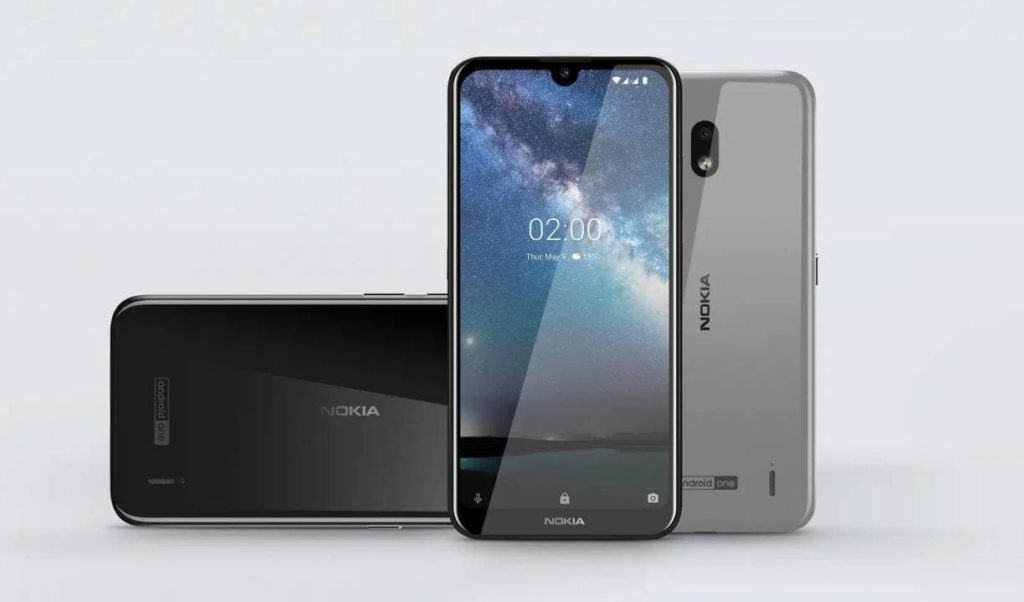 Nokia 2.2 Android One 10 Asystent Google