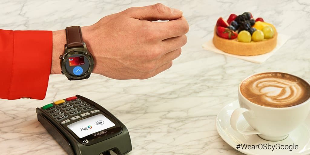 Wear OS Google Pay