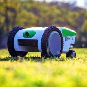 Beetl - robot sprzątający psie kupy