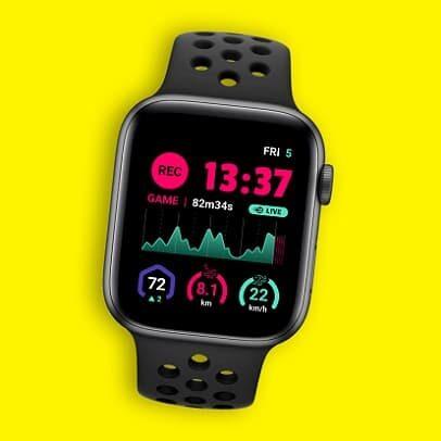 DashTag Apple Watch