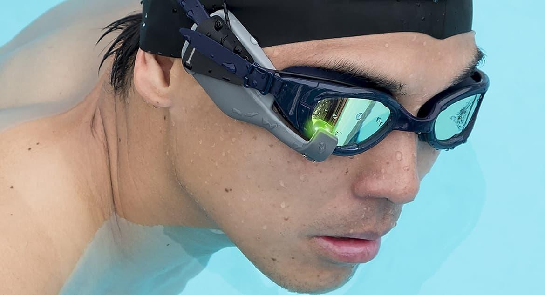 Instabeat okularki tętno basen