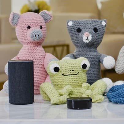 Kenzie Amazon Echo Google Home