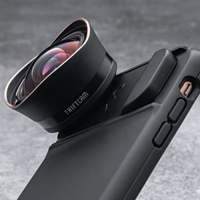 ShiftCam 12mm Ultra Wide Aspherical Lens