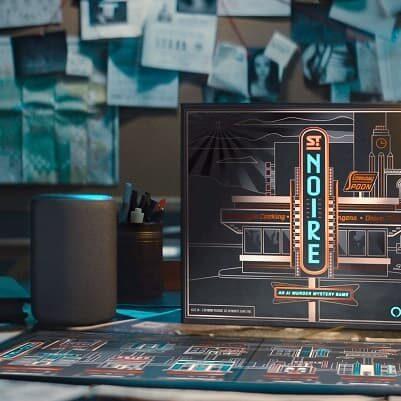 St. Noire Alexa game