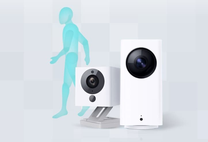 Wyze Person Detection