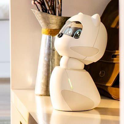 Kiki - interaktywny robot z AI