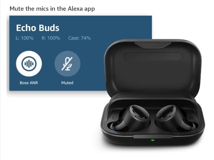 Amazon Echo Buds to słuchawki z asystentem głosowym