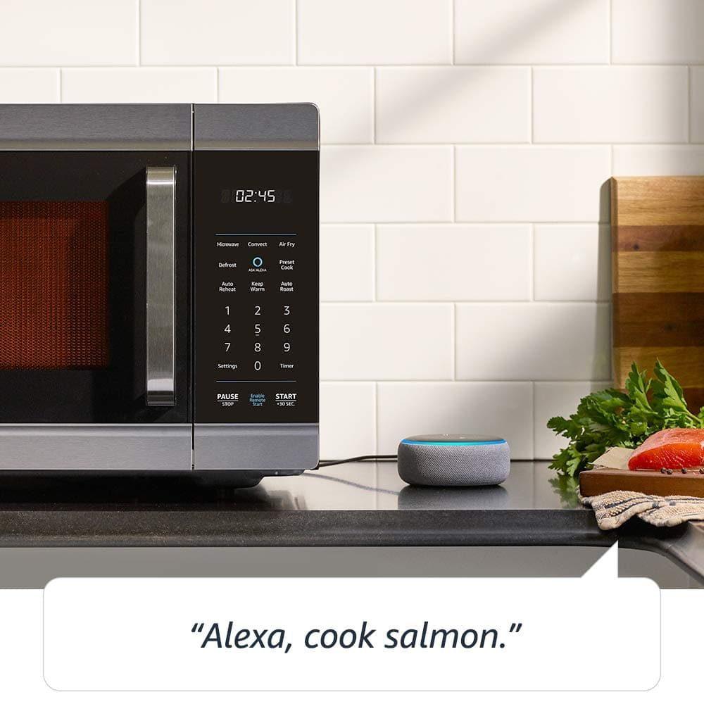 Amazon Smart Oven kuchenka z Alexą