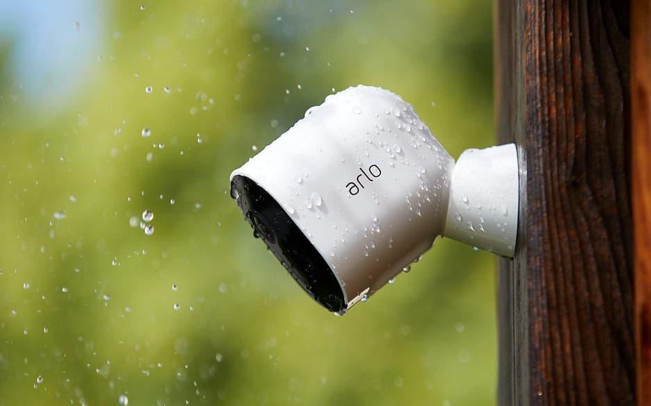 Arlo Pro 3 wodoszczelna kamerka na zewnątrz