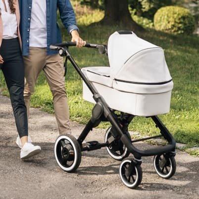 Bosch elektryczny wózek dziecięcy