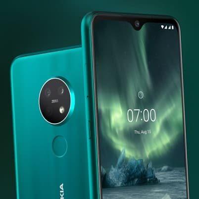 Nokia 7.2 vs Nokia 6.2