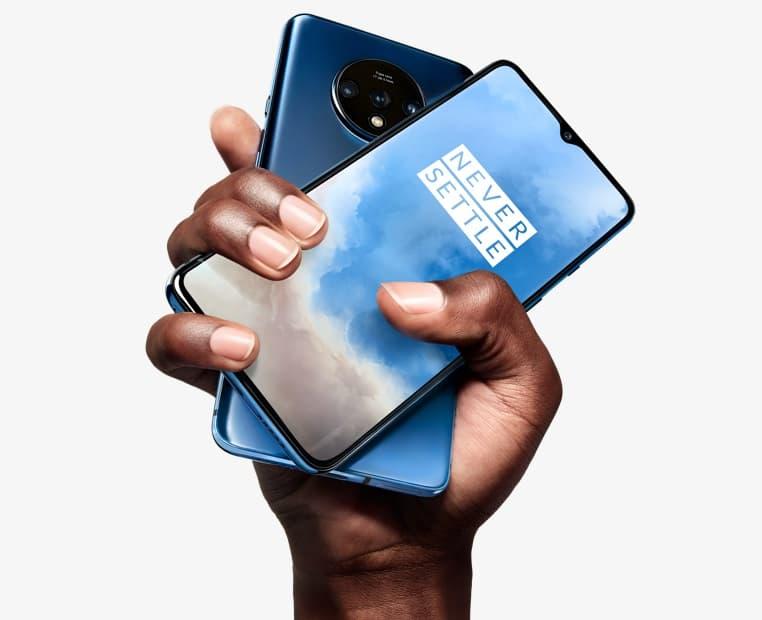 OnePlus 7T z 90Hz i HDR