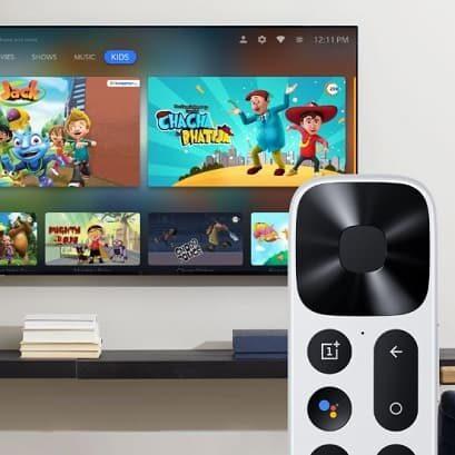 One Plus TV Q1 i Q1 Pro z Android TV