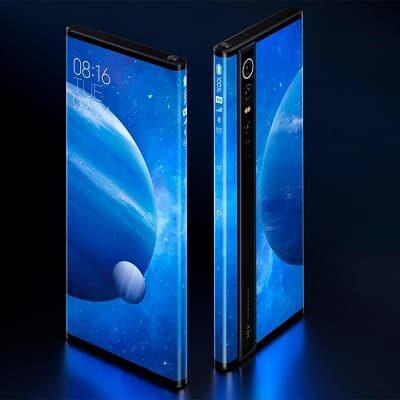 Xiaomi Mi Mix Alpha ekran wokół całego smartfona