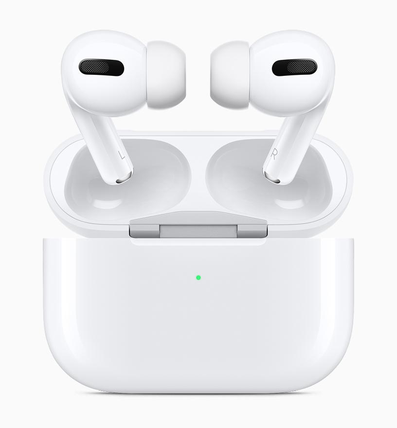Apple AirPods Pro z aktywną redukcją szumów
