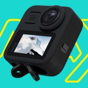 GoPro Max kamerka 360 i kamerka akcji