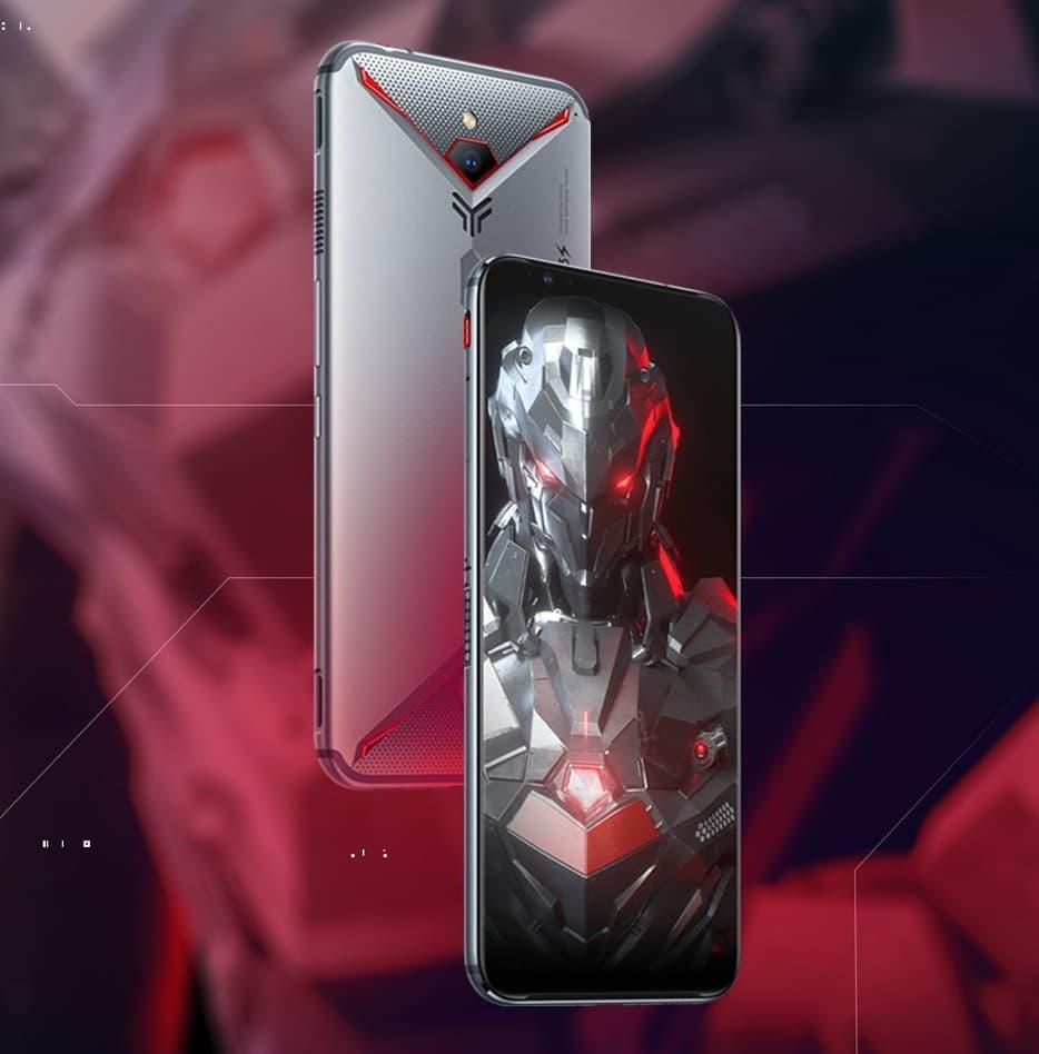 Nubia Red Magic 3S HDR 90Hz