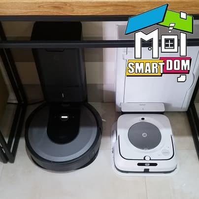 Roomba i7 i Braava jet m6