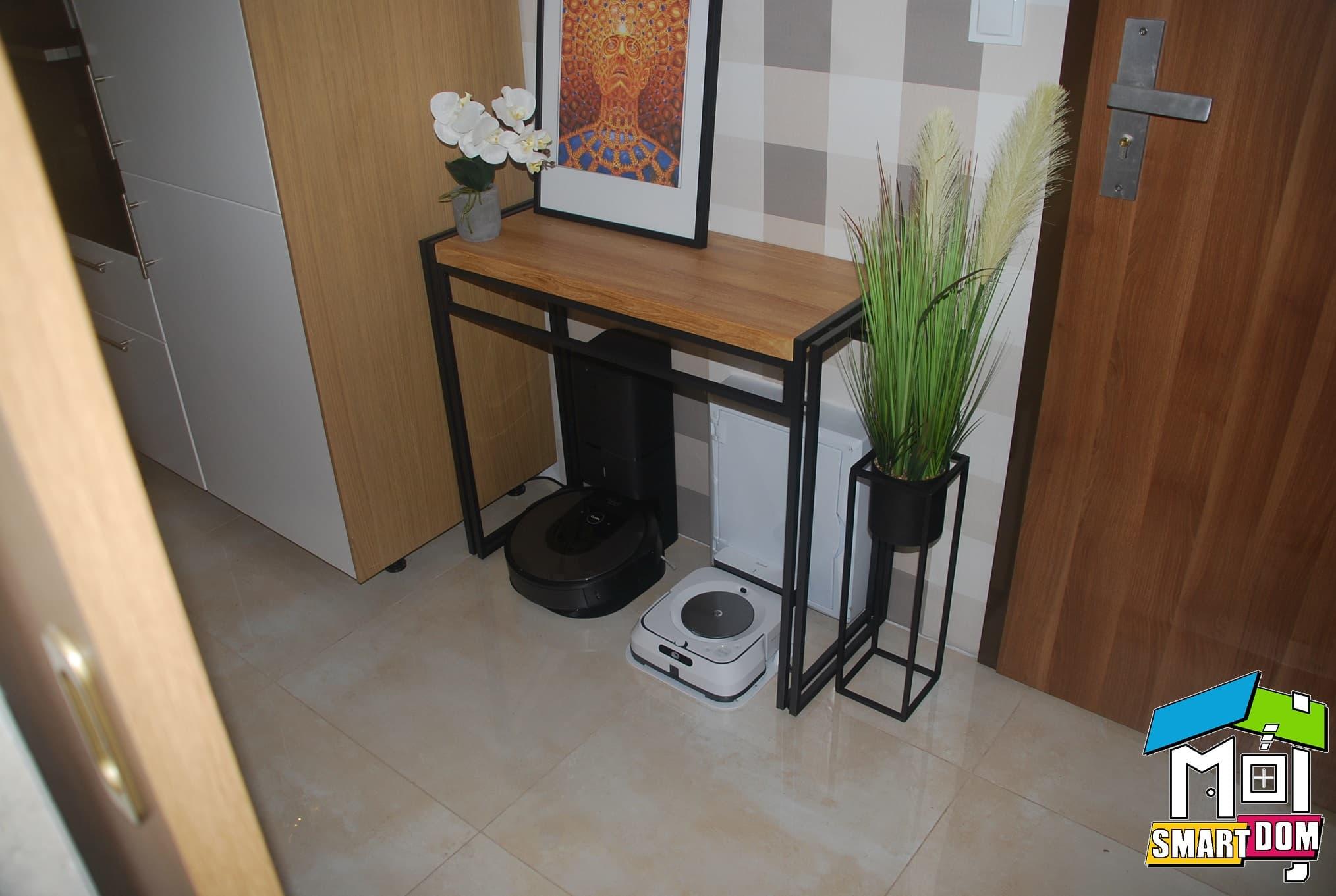 roboty iRobot Roomba i Braava