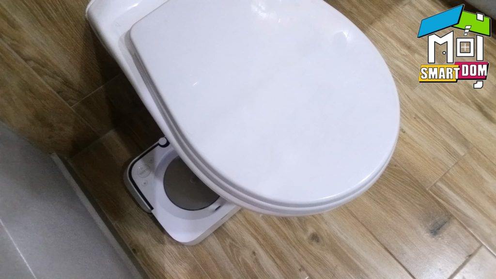 Braava łazienka mop