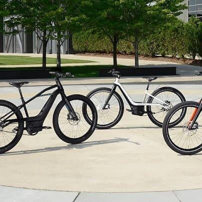 Elektryczne rowery od Harley-Davidson