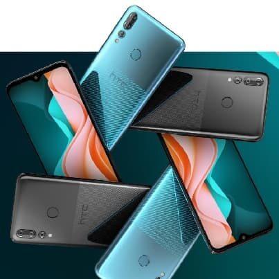 HTC Desire 19s - trzy aparaty