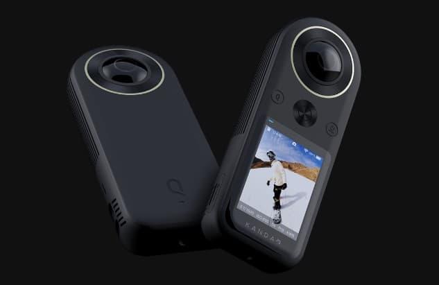 KanDao QooCam 8K kamerka 360