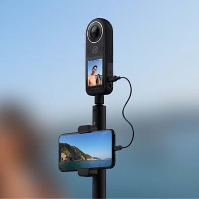 sferyczna kamera KanDao QooCam 8K
