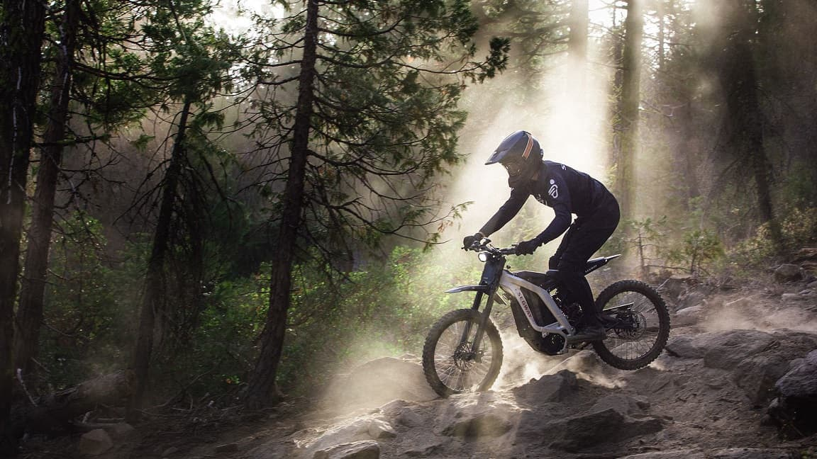 Segway Dirt eBike elektryczny rower górski
