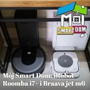 iRobot Roomba i7 i Braava jet m6 sidebar