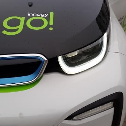 Innogy Go wypożyczalnia elektrycznych aut