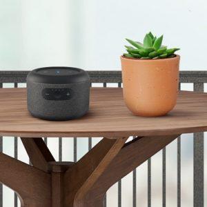 Amazon Echo Input Portable Smart Speaker Edition przenośna Alexa