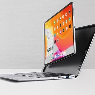 Doqo iPad jak Macbook