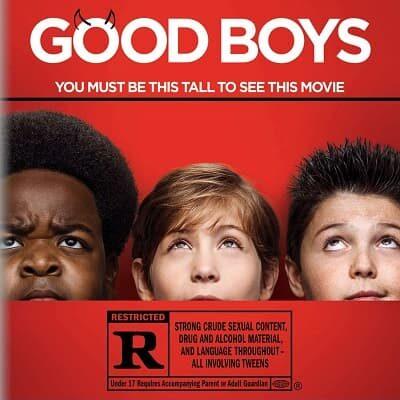 Good Boys recenzja