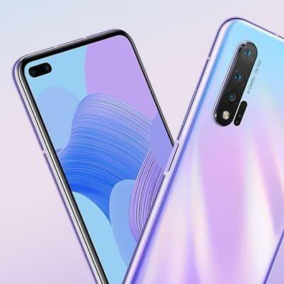 Huawei Nova 6 z Kirin 990