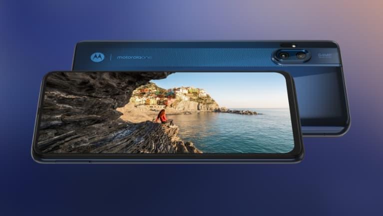 Motorola One Hyper 45W