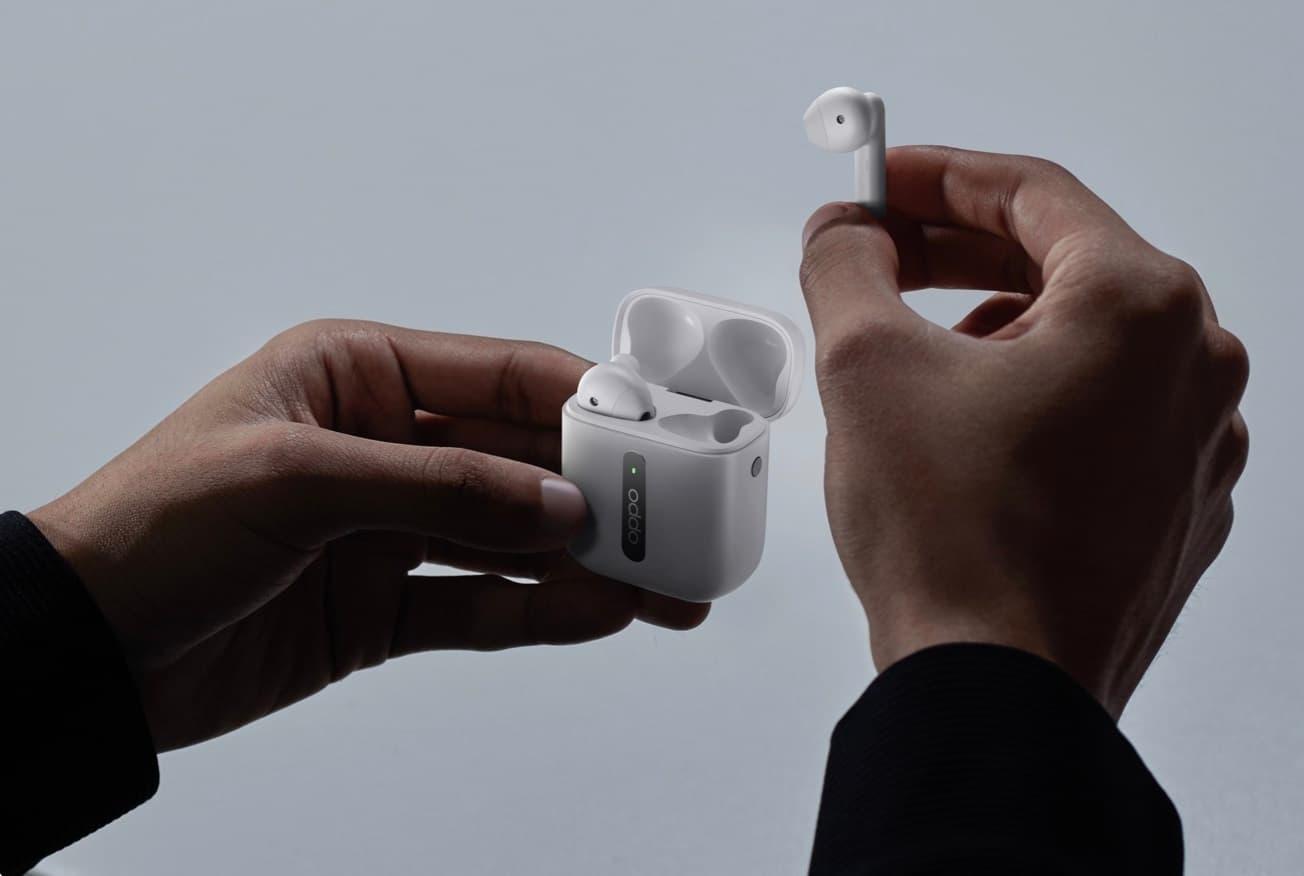 Oppo Enco Free bezprzewodowe słuchawki