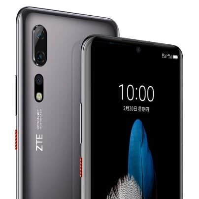 ZTE Axon 10s Pro 5G Snapdragon 865