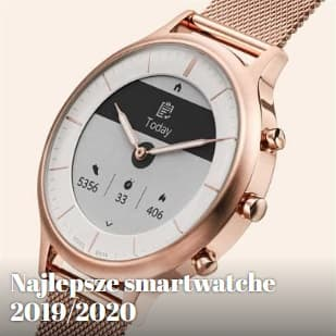 Najlepsze smartwatche 2019/2020