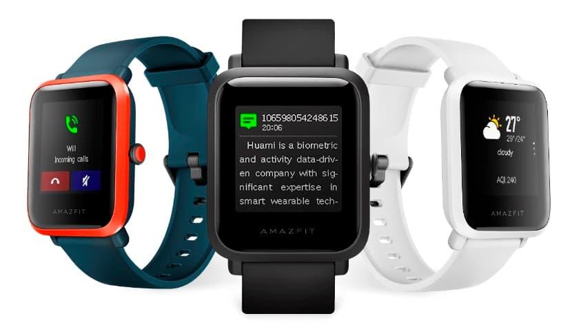 Amazfit Bip S zegarek GPS