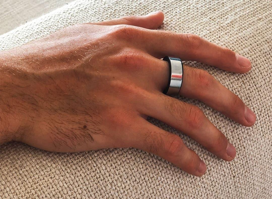 Circular - smart pierścień