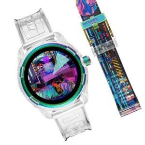 smarwatch Diesel On Fadelite Wear OS