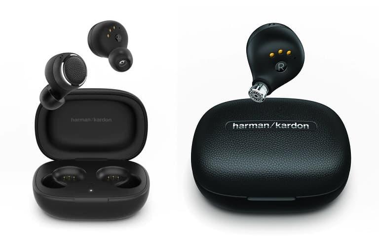 prawdziwie bezprzewodowe słuchawki Harman Kardon Fly TWS