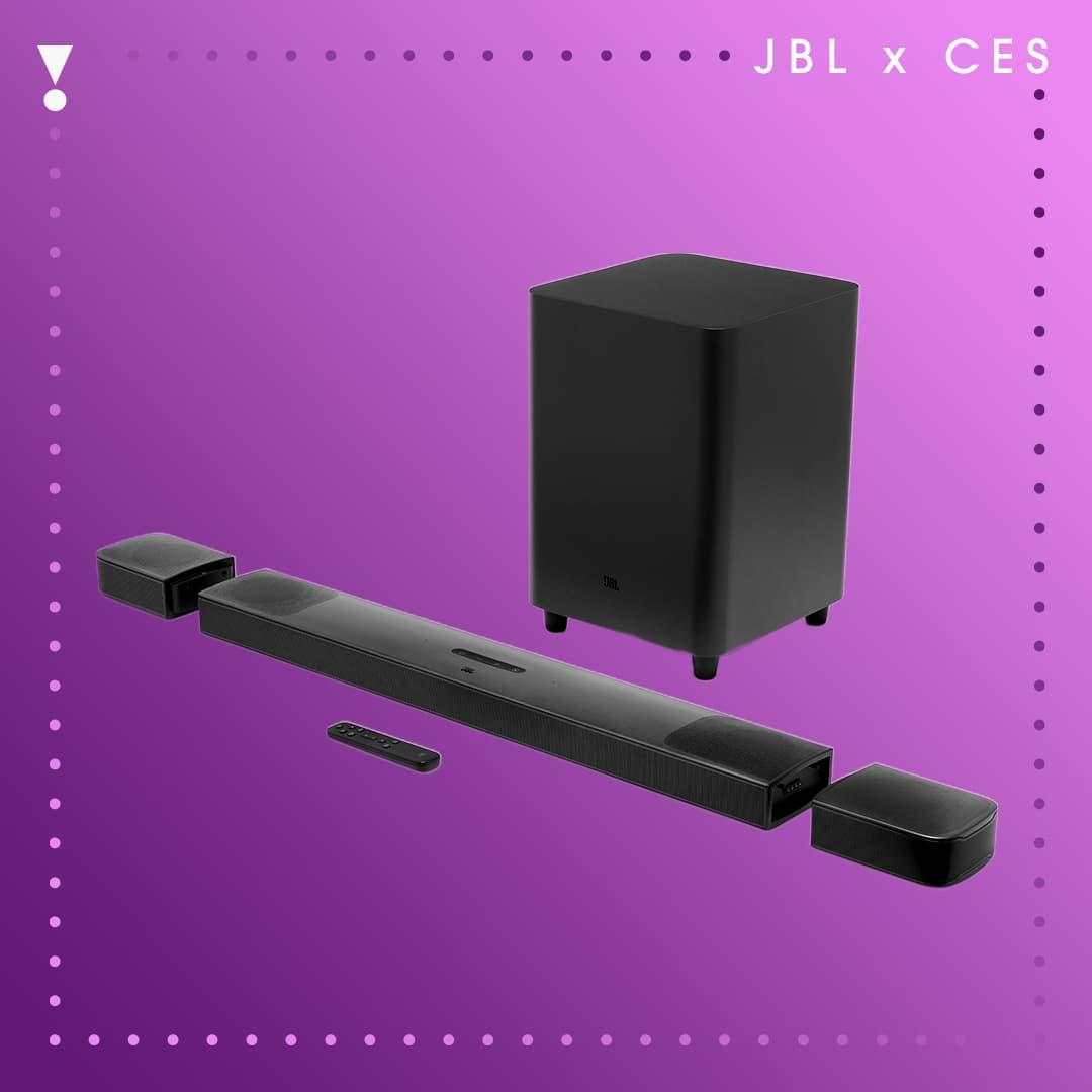 JBL Bar 9.1 - bezprzewodowy soundbar Dolby Atmos