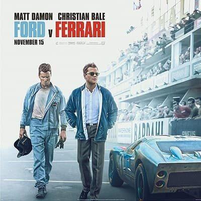 film Le Mans 66 Ford vs Ferrari