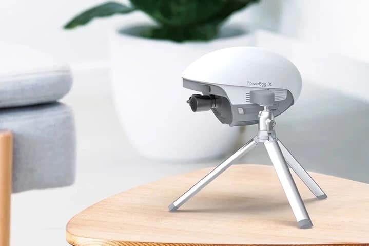 PowerVision PowerEgg X dron i kamerka akcji na gimbalu